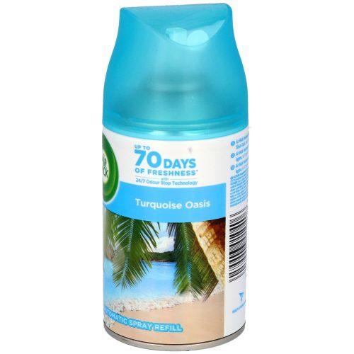 Air Wick Freshmatic utántöltő 250 ml - Turquise Oasis