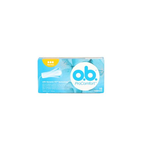 OB tampon 16 db-os - Pro comfort normal
