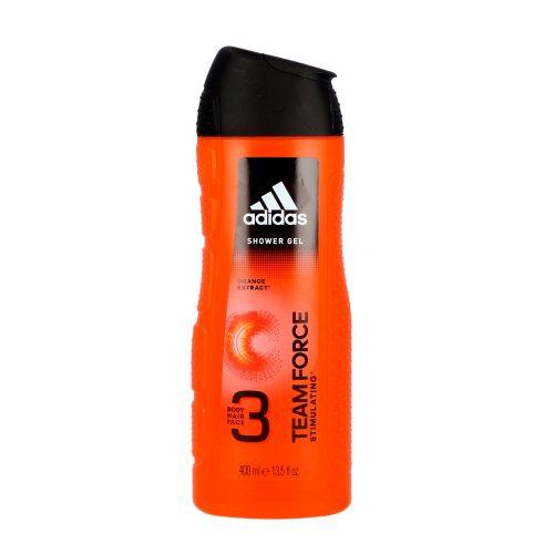 Adidas férfi tusfürdő 400 ml - Team Force
