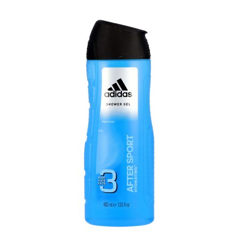 Adidas férfi tusfürdő 400 ml - 3in1 After Sport