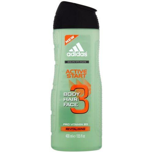 Adidas férfi tusfürdő 400 ml - 3in1 Active Start