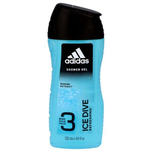 Adidas férfi tusfürdő 250 ml - Ice Dive