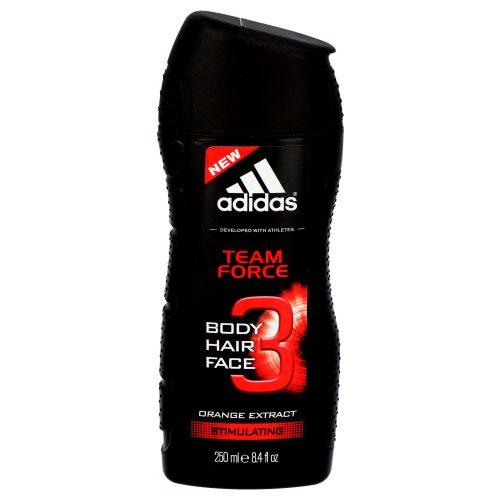 Adidas férfi tusfürdő 250 ml - Team Force