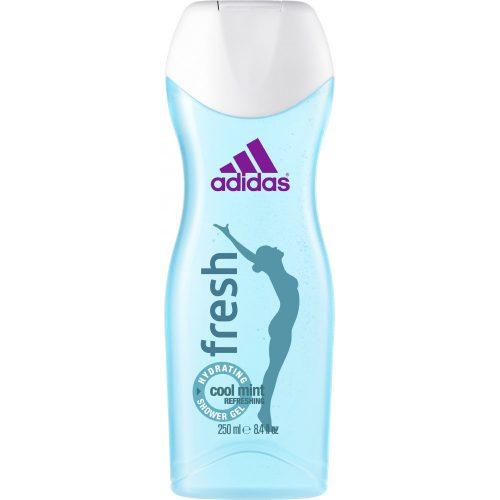 Adidas női tusfürdő 250 ml - Fresh