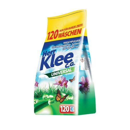 Herr Klee mosópor 10 kg 120 mosás - universal