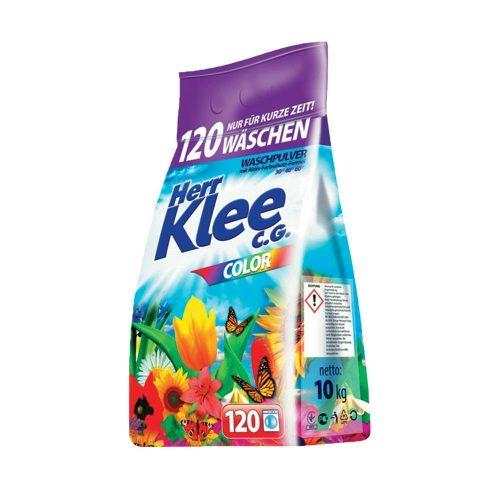 Herr Klee mosópor 10 kg 120 mosás - color