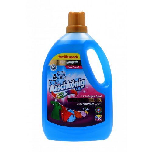 Der Waschkönig mosógél 3,305 l 110 mosás - color