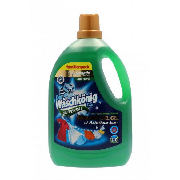 Der Waschkönig mosógél 3,305 l 110 mosás - universal