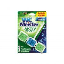 Wc Meister wc tisztító block 45 g - forest
