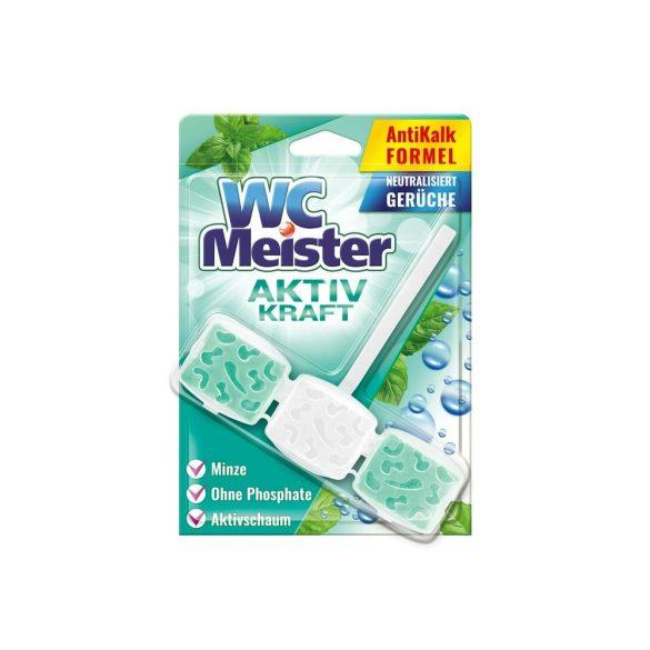 Wc Meister wc tisztító block 45 g - mint