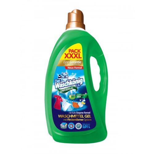 Der Waschkönig mosógél 5,01 l 167 mosás - universal