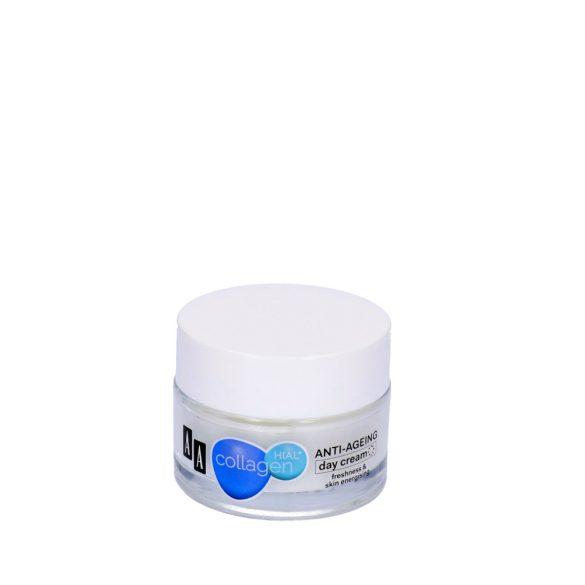 AA Collagen Hial+ 30+ öregedésgátló nappali krém 50 ml