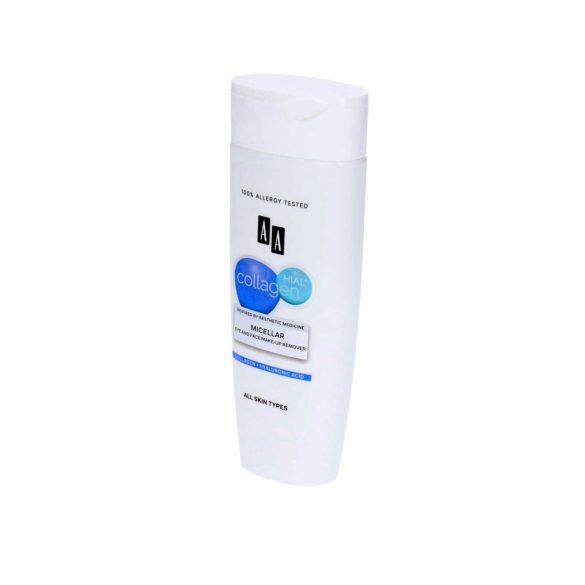 AA Collagen Hial+ 30+ micellás sminkeltávolító 200 ml