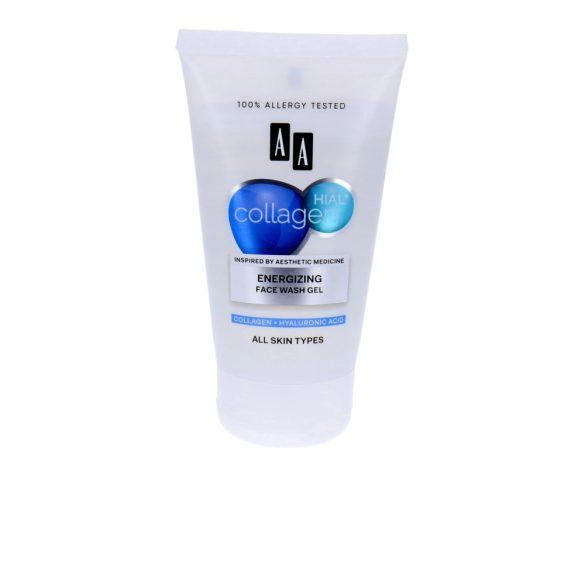 AA Collagen Hial+ 30+ energizáló arclemosó gél 150 ml