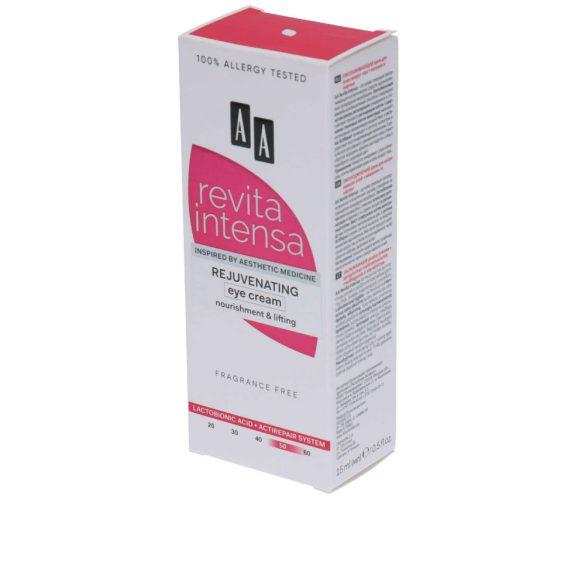 AA Revita Intensa 50+ bőrfiatalító szemránckrém 15 ml