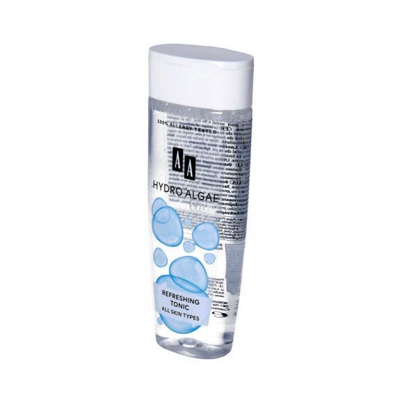 AA Hydro Algae Blue frissítő tonik 200 ml