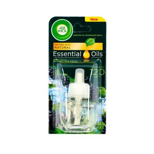 Air Wick elektromos illatosító ut. 19 ml - Essential oils Forest Water