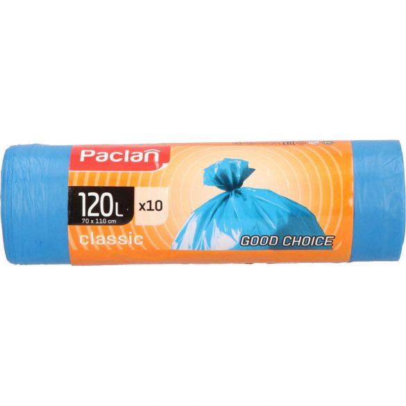 Paclan Classic szemeteszsák 120l (*10zsák) 70cm*110cm 20my