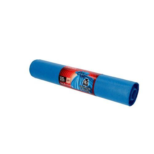Paclan Big&Strong kék szemeteszsák 120l (*25zsák) 70cm*110cm 26my