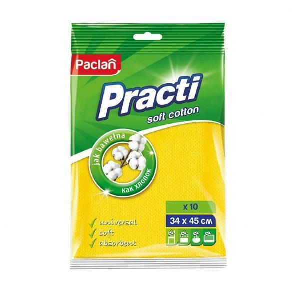 Paclan Practi Soft Cotton háztartási kendő 10 db 34cm*45cm 280my