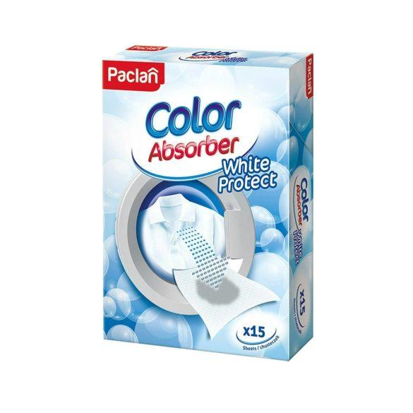 Paclan színvédő kendő fehér ruhákhoz 15 db