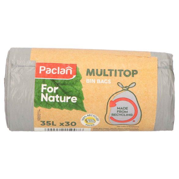 Paclan for Nature Multi Top szemeteszsák 35l (*30zsák) 16my