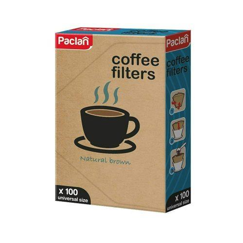 Paclan kávéfilter univerzális méret (4-es) 100 db