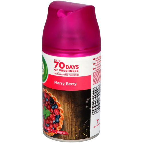 Air Wick Freshmatic utántöltő 250 ml - Merry Berry