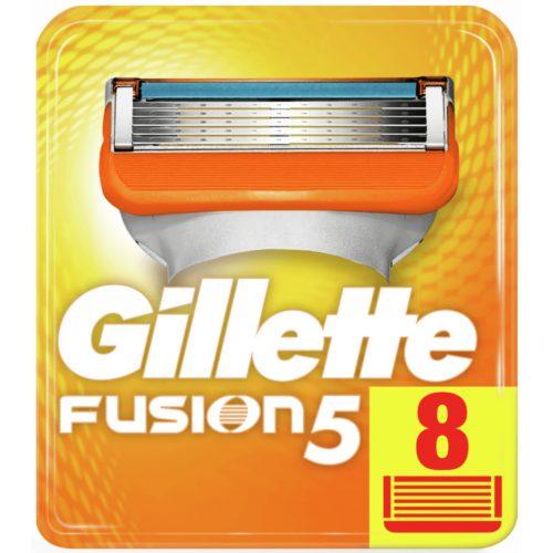 Gillette Fusion5 borotvapenge 8 db