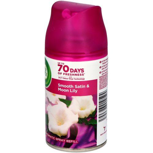 Air Wick Freshmatic utántöltő 250 ml - Smooth Satin & Moon Lily