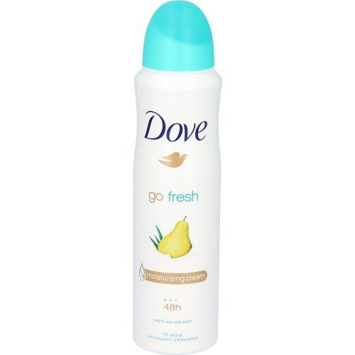 Dove dezodor 150 ml - Go Fresh Pear&Aloe Vera