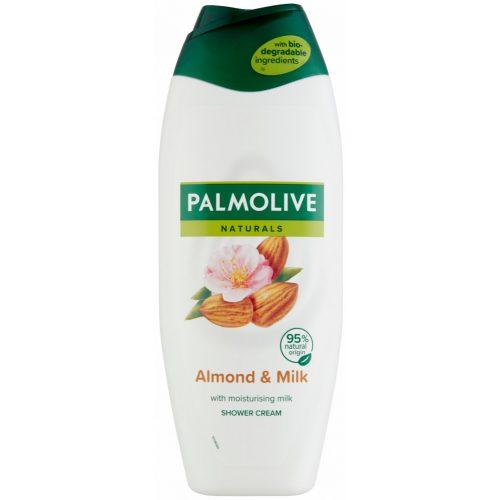 Palmolive tusfürdő 500 ml - Almond milk