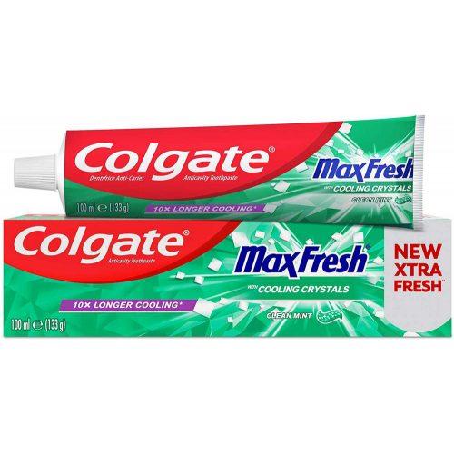 Colgate fogkrém 100 ml - Max Fresh Clean Mint