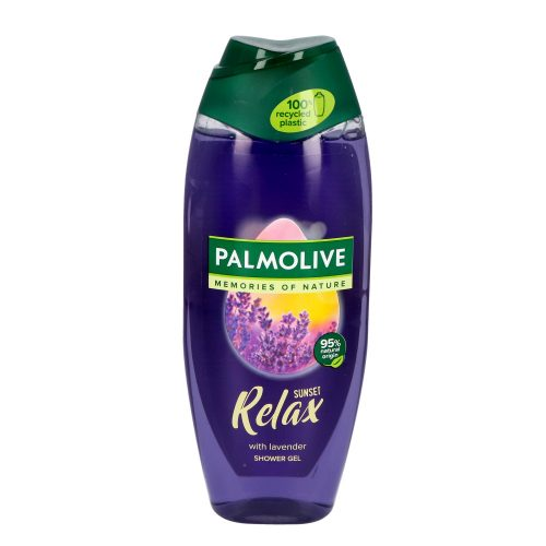 Palmolive tusfürdő 500 ml - Sunset Relax with lavender